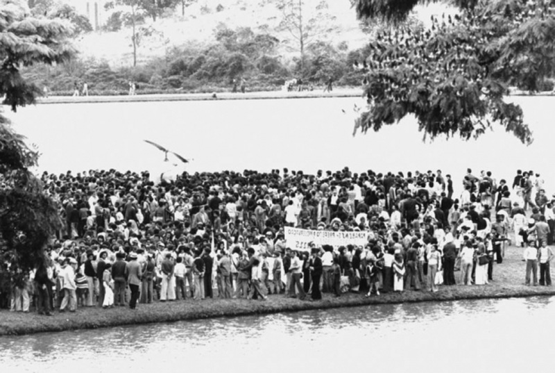 História do Parque do Carmo