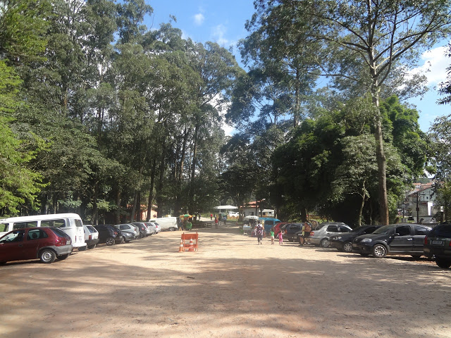Estacionamento Parque do Carmo