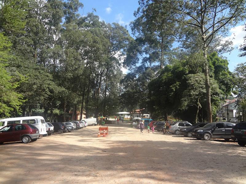Parque do Carmo Estacionamento