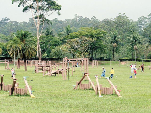 Playground Parque do Carmo