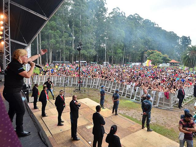 Shows Parque do Carmo